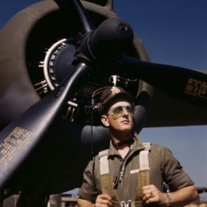 Airplane pilot us army