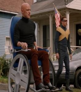 Xmen dark phoenix professor x and cyclops