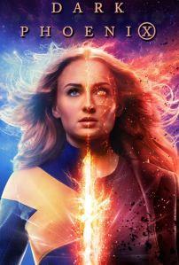 Xmen dark phoenix movie poster