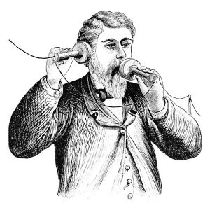 Alexander Graham Bell telephone