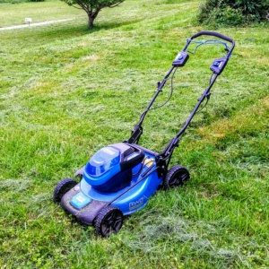 Kobalt electric lawnmower lowes