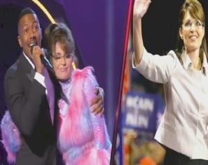 Sarah Palin masked singer