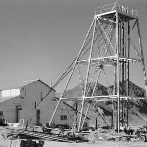 Silver mine Nevada