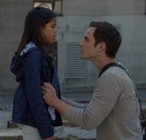 Lucy and Henry Mills