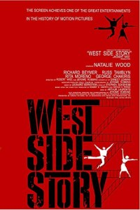 Westside Story movie poster