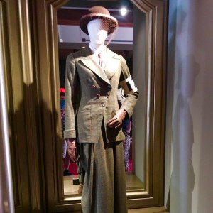 Lady Mary Crawley horse riding outfit Downton Abbey Biltmore Estate Asheville North Carolina