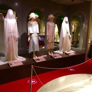 Downton Abbey wedding dresses Biltmore Estate Asheville North Carolina