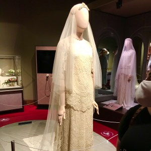 Lady Edith Crawley wedding dress Downton Abbey Asheville North Carolina