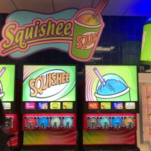 The Simpsons Kwik-E-Mart squishee machine Myrtle Beach south carolina