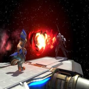 Falco VS Sephiroth Super Smash Bros. Ultimate Nintendo Switch