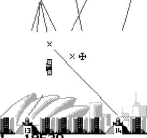Missile command Atari Nintendo game boy
