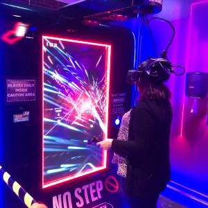 Wonder works VR game Myrtle Beach south carolina