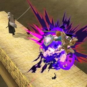 Sephiroth Super Smash Bros. Ultimate link Nintendo Switch