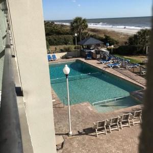 Grande Shores ocean resort hotel outdoor pool Myrtle Beach south carolina
