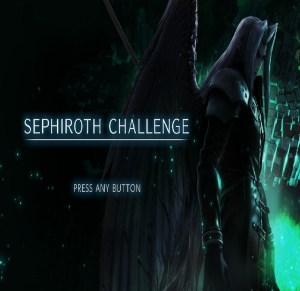 The Sephiroth ChallengeSuper Smash Bros. Ultimate Nintendo Switch