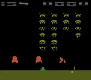 Space invaders Atari 2600 Atari VCS