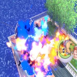 Bowser Jr VS Sephiroth Super Smash Bros. Ultimate Nintendo Switch