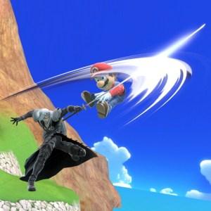 Sephiroth Super Smash Bros. Ultimate Sephiroth VS mario Nintendo Switch