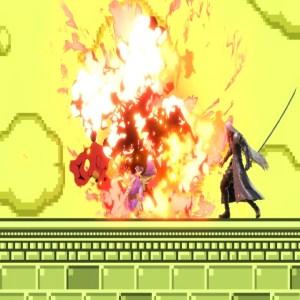 Toon link VS Sephiroth Super Smash Bros. Ultimate Nintendo Switch