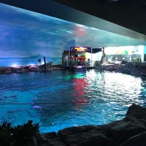 Glass bottom boat Ripleys aquarium Myrtle Beach South Carolina