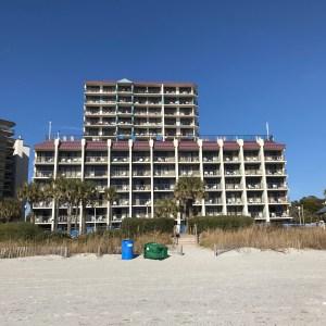 Grande Shores ocean resort hotel Myrtle Beach south carolina