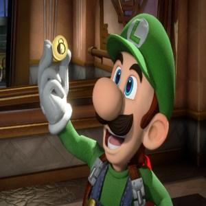 Floor 8 elevator button luigi's Mansion 3 Nintendo Switch