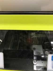 Minute key machine cutting keys