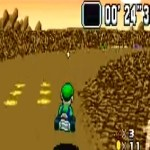 Gold coins Choco Island 1 super Mario Kart snes Nintendo