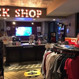 Gift shop hard Rock Cafe Myrtle Beach south carolina