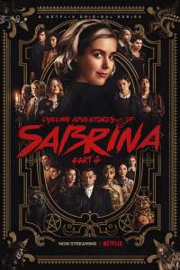 The Chilling Adventures of Sabrina Netflix poster