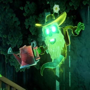Dr. Potter Luigi's Mansion 3 Nintendo Switch