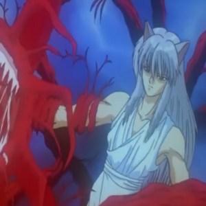 Kurama becomes yoko dark tournament Yu Yu Hakusho anime Japan
