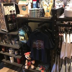 Hard Rock Cafe Myrtle Beach south carolina gift shop