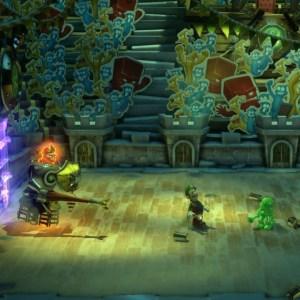 King MacFrights Luigi's Mansion 3 Luigi gooigi Nintendo Switch