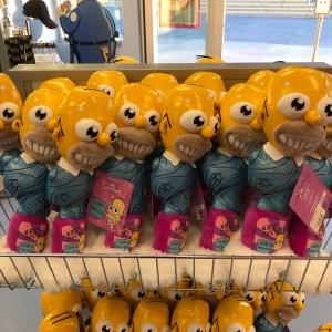 The Simpsons Kwik-E-Mart Mr sparkle Myrtle Beach south carolina