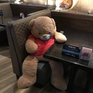 Hard Rock Cafe Myrtle Beach south carolina social distancing teddy bears