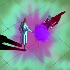 Kazuma Kuwabara VS elder toguro dark tournament finals Yu Yu Hakusho anime Japan