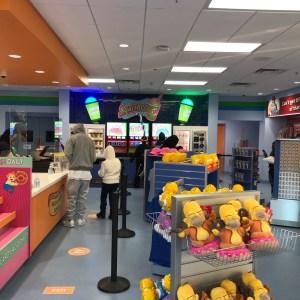 The Simpsons Kwik-E-Mart has station gift shop Myrtle Beach south carolina
