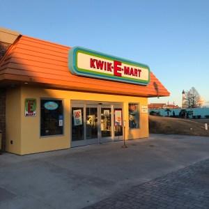 The Simpsons Kwik-E-Mart Myrtle Beach south carolina