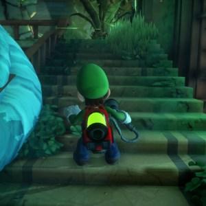 Luigi VS Dr. Potter Luigi's Mansion 3 Nintendo Switch