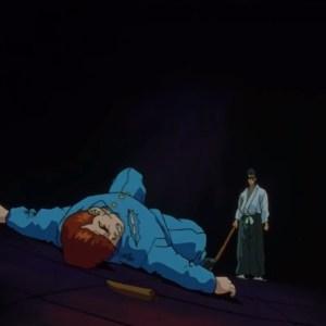Kazuma Kuwabara genkai tournament wooden sword Yu Yu Hakusho anime Japan