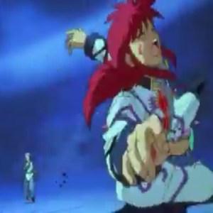 Kurama vs Toya Yu Yu Hakusho anime Japan