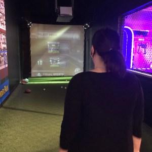 Sports VR game wonder works myrtle Beach south carolina
