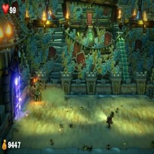 Boss battle King MacFrights Luigi's Mansion 3 Nintendo Switch
