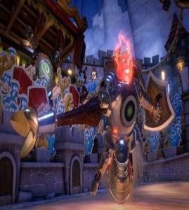 King MacFrights Luigi's Mansion 3 boss Nintendo Switch