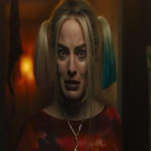 Harley Quinn breaks up with the joker birds of prey Margot Robbie
