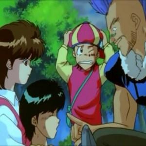 Keiko Yukimura Yusuke Urameshi rinku chu Yu Yu Hakusho anime Japan