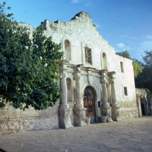 The Alamo in Texas United States of America