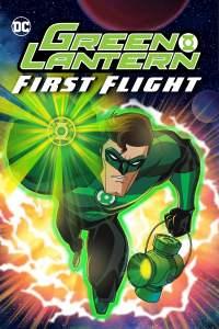 green lantern first flight movie poster