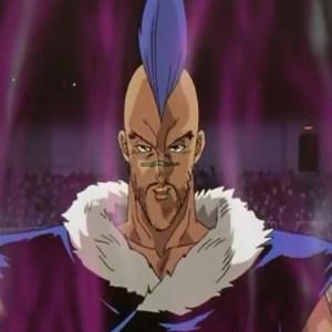 Chu dark tournament Yu Yu Hakusho anime Japan